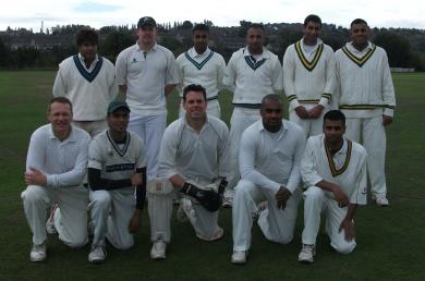 Paddock 1st XI 2011