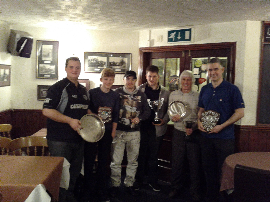 2012 Silverware winners
