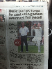 Press picture from The Cricket Paper